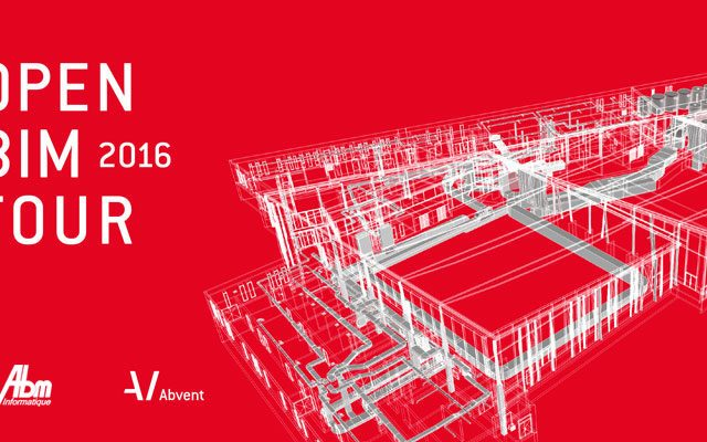 OPEN BIM TOUR Rennes 2016