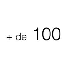 +de100